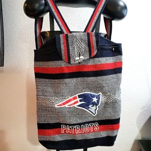 Patriots backpack 🎒